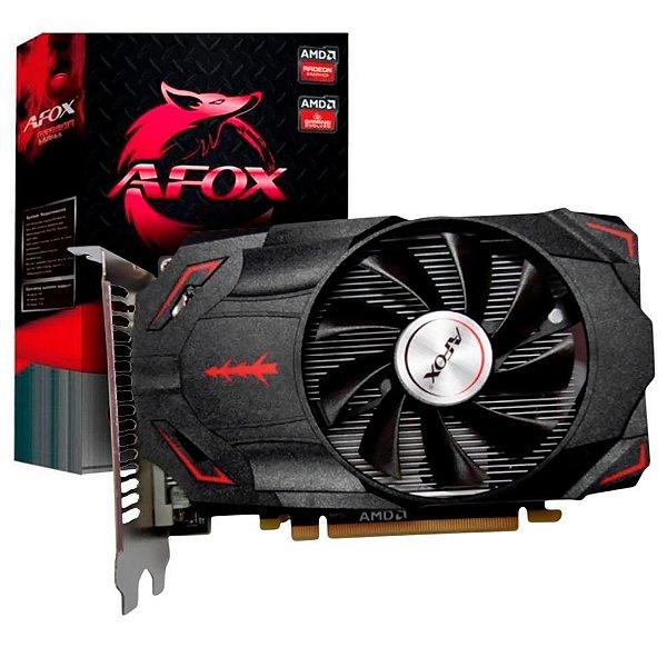 Placa De Vídeo AMD Radeon RX 550, 4GB, GDDR5 - AFRX550-4096D5H3 - Afox