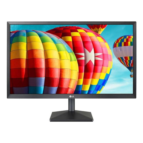 Monitor Para Pc Led LG 24MK430H-B 23.8 Pol Full HD Preto