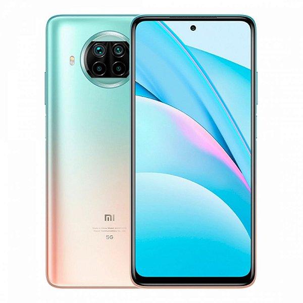 "Smartphone Mi 10T Lite 128GB 6GB Ram 5G Dual Sim Tela 6,67"" Câmeras 64MP+13MP+5MP e 20MP (Rose Gold Beach) Rosa - Xiaomi"