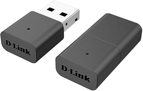 Adaptador D-Link Nano 300 Mbps Wireless 802.11n - DWA-131