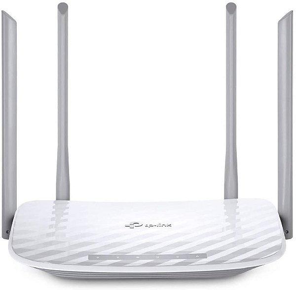 Roteador Wireless Dual Band AC1200 com 4 antenas / Archer C50 V4.2 -  TP-Link