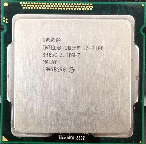 Processador Intel i3-2100 Dual Core 3.1GHz 3MB LGA-1155