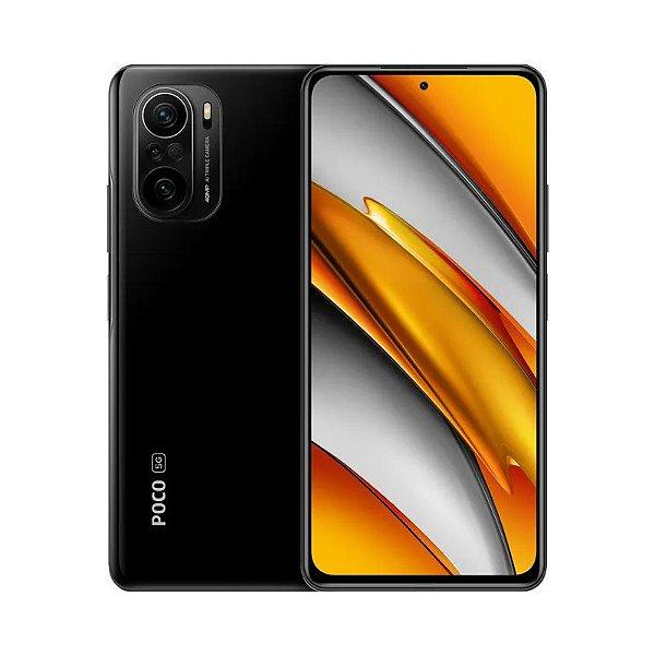 Smartphone Poco F3 128gb 6gb RAM (Night Black) Preto - Xiaomi