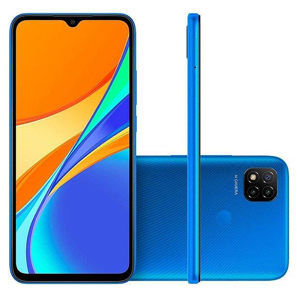Smartphone Xiaomi Redmi 9Dual Chip 64GB SKY BLUE