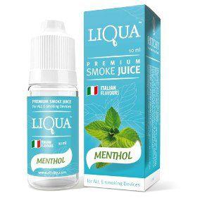 Líquido LiQua-  Menthol 10ml