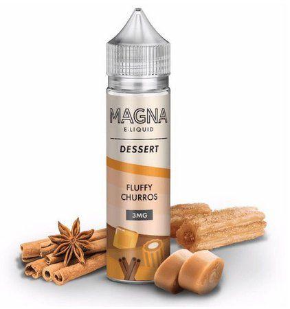 Líquido Magna - Dessert - Fluffy Churros