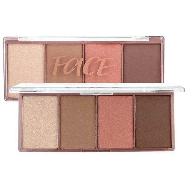 Paleta de Sombra Face - Belle Angel