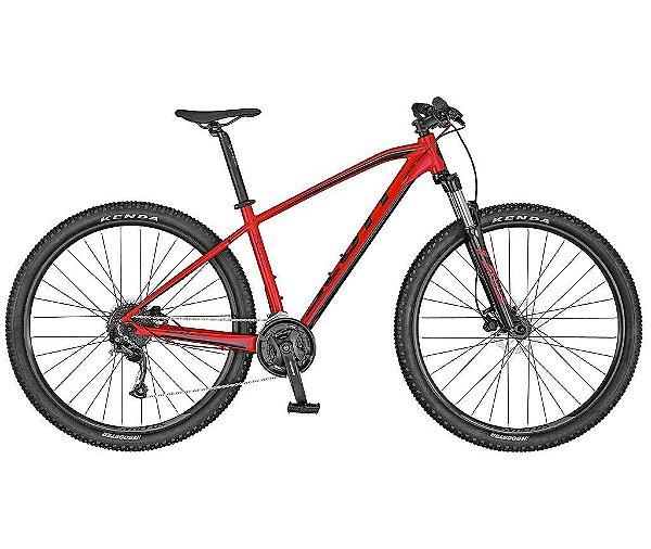 Bicicleta Scott Aspect 950 2020 Vermelho/Preto - M