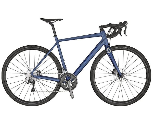 Bicicleta Scott Speedster 20 Disc 2020 - Tam. 54