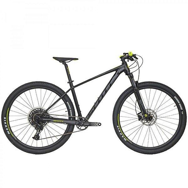 Bicicleta Scott Scale 970 2020 Preto - M