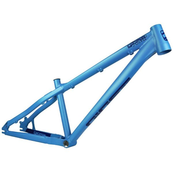 Quadro Gios Dj 2020 Dirt Pumptrack Giosbr 13,5 Azul Claro - Fosco