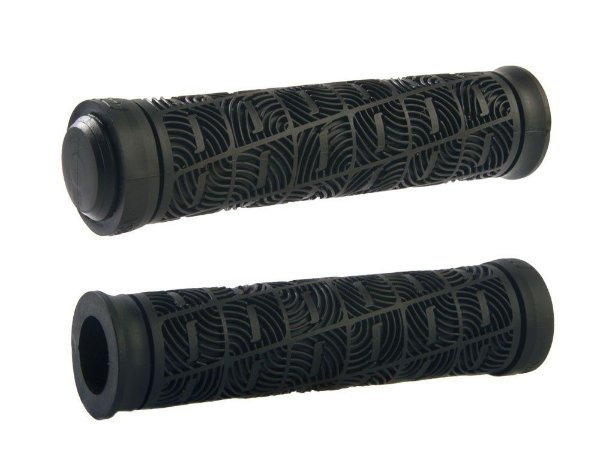 Manopla ODI O-Grip MTB Single-Ply 130mm Preto