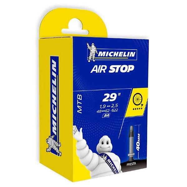 """Câmara de Ar Michelin Air Stop 29"""""""