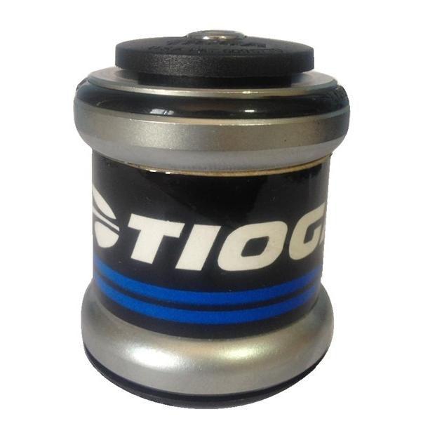 Caixa de Direção Tioga Ahead TG-3 Over Aço Prata