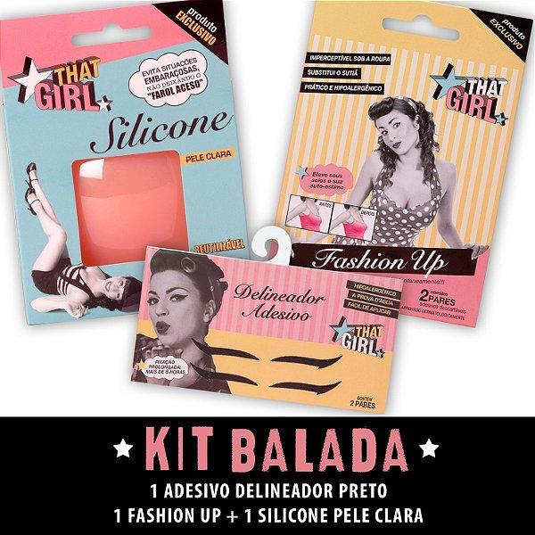 Kit Balada (pele clara)