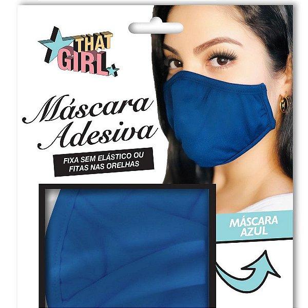 Máscara Adesiva Azul