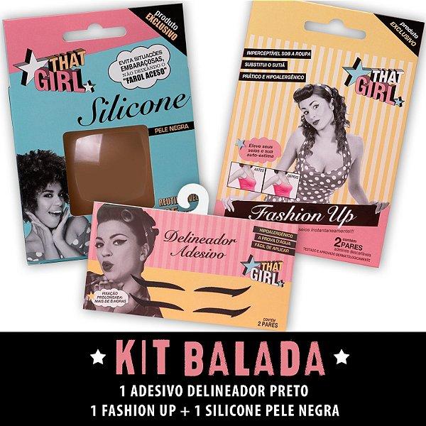Kit Balada (pele negra)