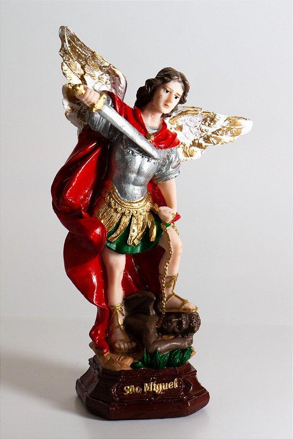 São Miguel Arcanjo 20cm
