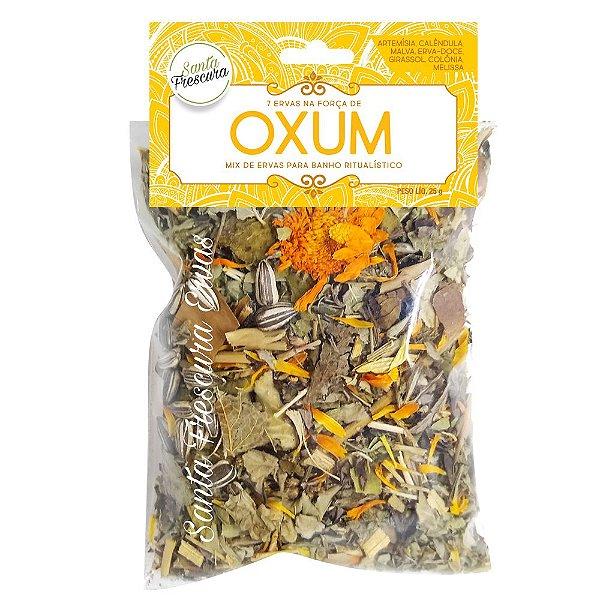 Erva de Banho Santa Frescura - Oxum