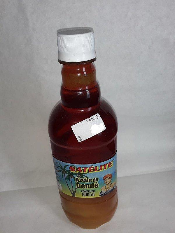 Azeite de Dendê - 500ml