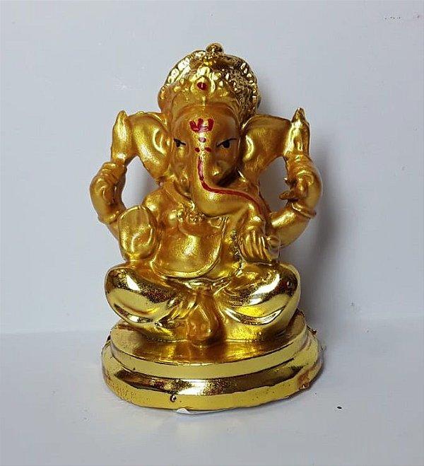 Figura Ganesha - Resina