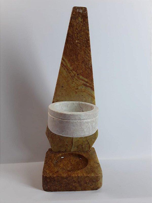 Rechaud - Pedra Sabão