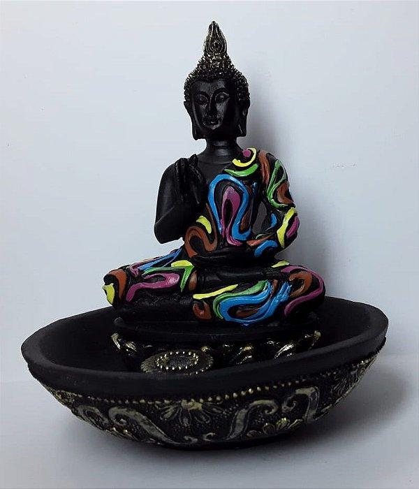 Buda Tailandês 20cm - Incensário