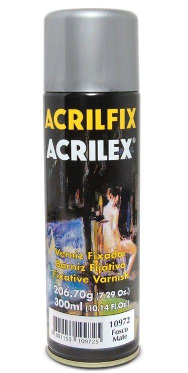 Verniz Fixador Acrilex - 300ml