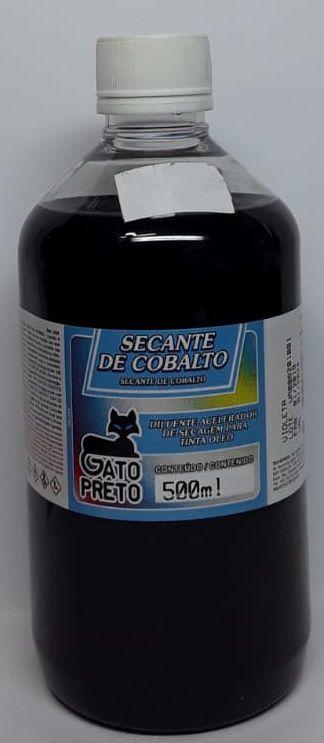Secante de Cobalto Gato Preto - 500ml
