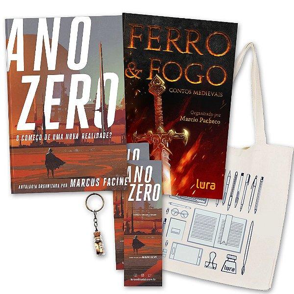 Ano Zero (Kit steampunk)