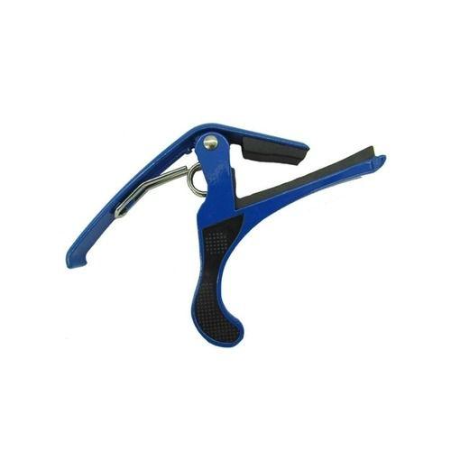 Capotraste de Aluminio Azul para Violão