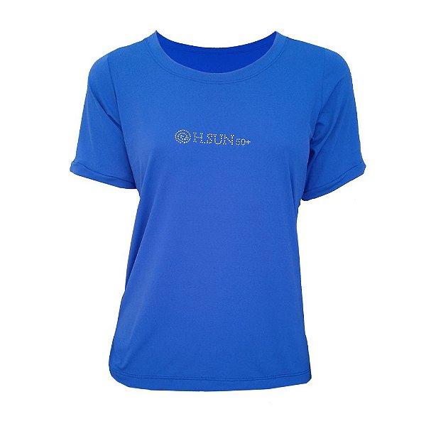 Camiseta Feminina Stars Sun Protection