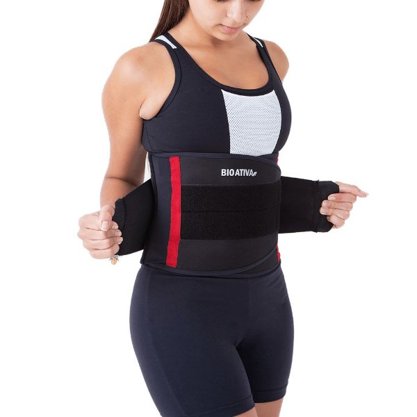 Faixa abdominal Training Bioativa