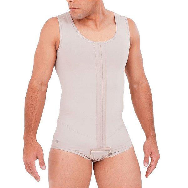 Modelador Masculino com Abertura Frontal Sem Pernas Bioativa