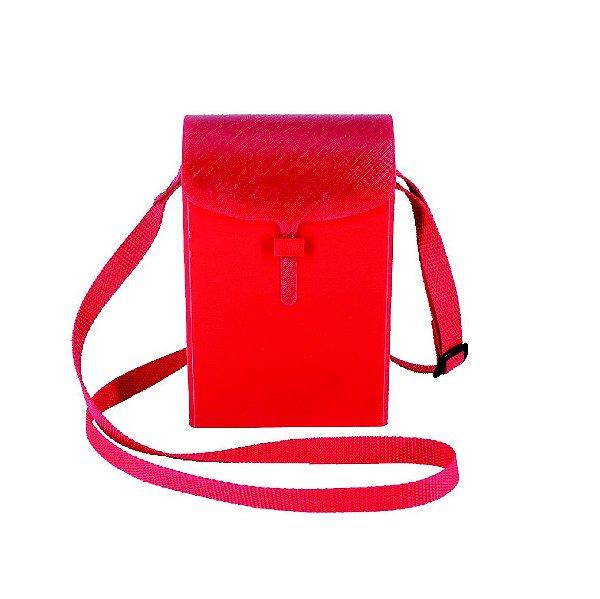 Bolsa Case All3d Vermelha