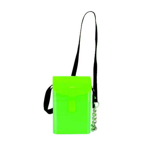 Bolsa Case All3d Verde Neon