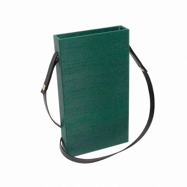 Porta Celular Básico Verde Escuro