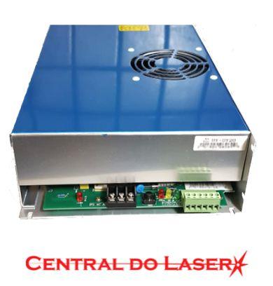 Fonte Laser Reci DY-20 130W - 150W para Máquinas de Corte a Laser
