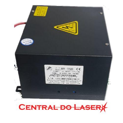 Fonte Laser Black 40w - 50w
