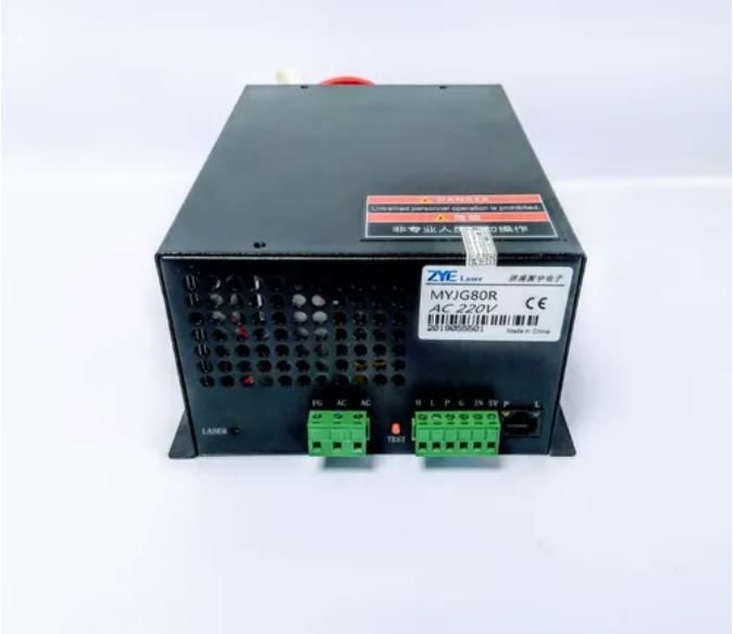Fonte Laser 80w