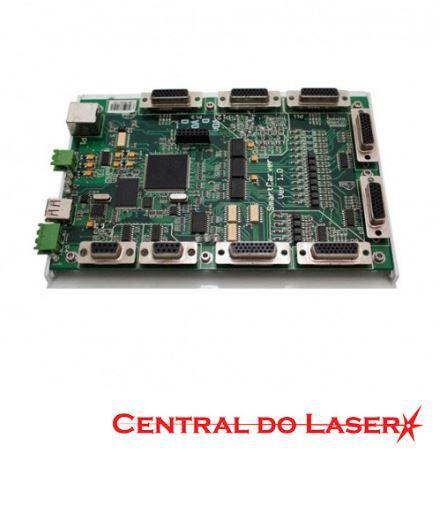 Placa Controladora Smart Carver para Máquinas de Corte a Laser Yueming