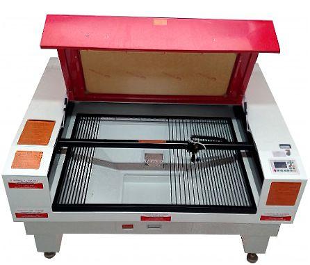 Máquina de corte e gravação a Laser CL-1290