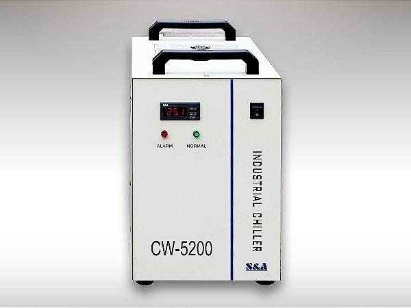 Chiller CW-5200 de duas entradas e duas saídas