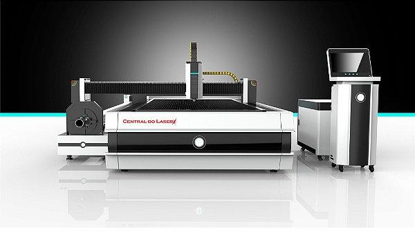 CL- 3015 Máquina para corte em metal - Com dispositivo rotativo