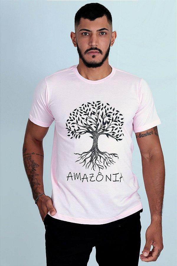 CAMISETA T-SHIRT AMAZÔNIA
