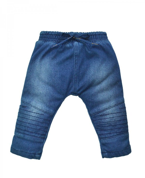 Calça Jeans Baby Blue Denim