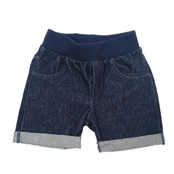 Shorts Masculino em Cotton Jeans