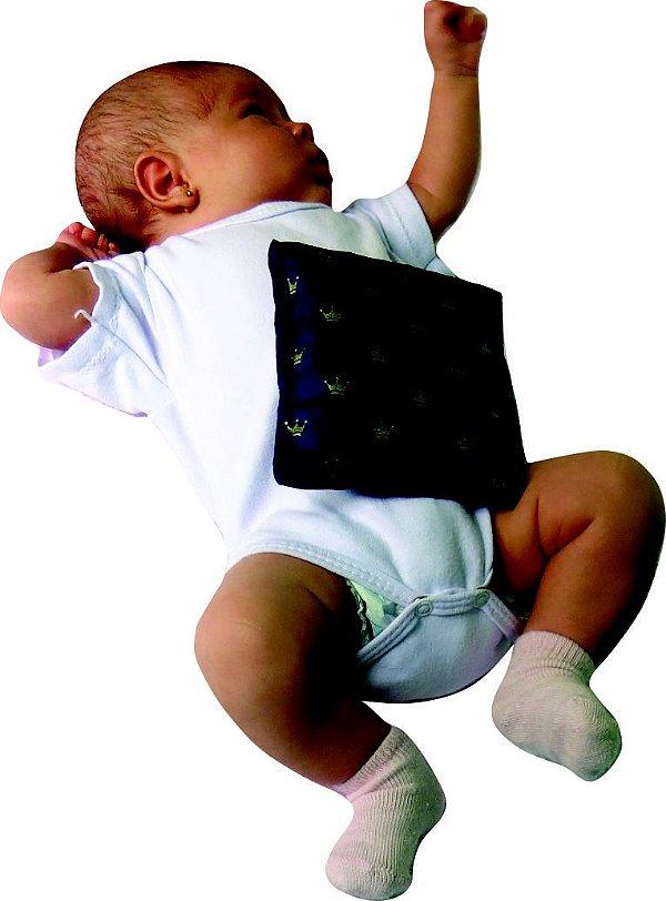 Bolsa térmica de sementes Bebê sem cólica