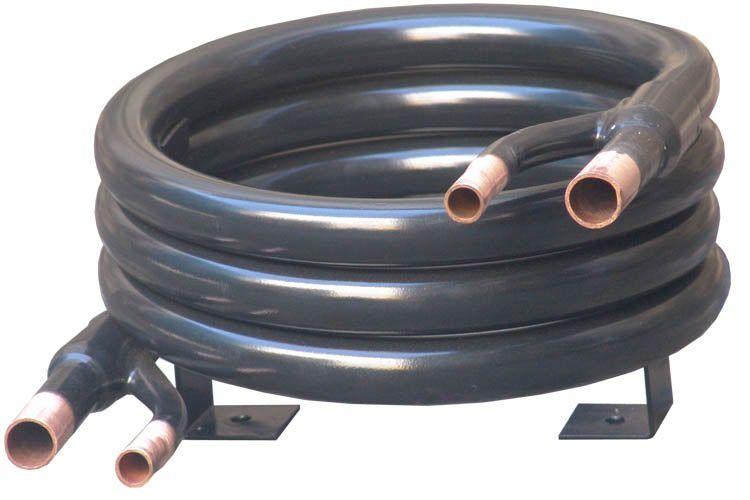 CONDENSADOR TUBE IN TUBE 3,5TR - COBRE