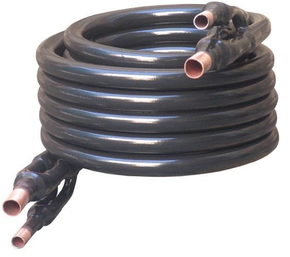 CONDENSADOR TUBE IN TUBE - COBRE 10 TR